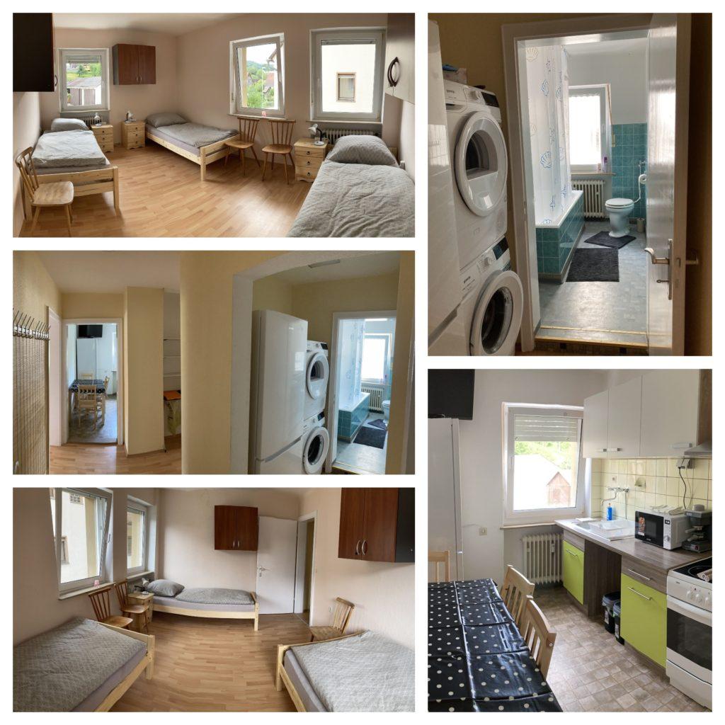 Wohnung für 6 Personen